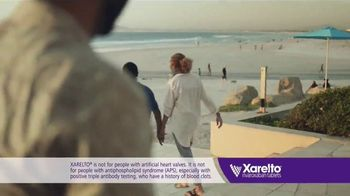 Xarelto TV Spot, 'Not Today' - Thumbnail 9