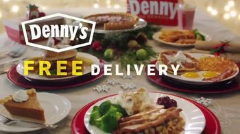 Denny's TV Spot, 'Holidays: December Free Delivery' - Thumbnail 6