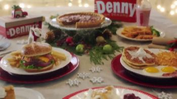 Denny's TV Spot, 'Holidays: December Free Delivery' - Thumbnail 5