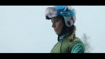 Land Rover TV Spot, 'Play Harder' Featuring Mikaela Shiffrin [T1]