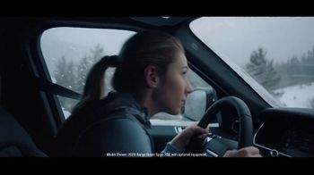 Land Rover TV Spot, 'Play Harder' Featuring Mikaela Shiffrin [T1] - Thumbnail 3