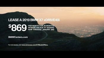 BMW X7 TV Spot, 'Legend' [T1] - Thumbnail 9