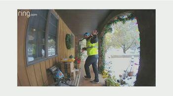 Ring Video Doorbell 2 TV Spot, 'Holidays: Doorbell Season' - Thumbnail 4