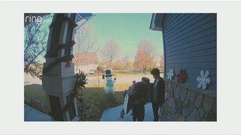 Ring Video Doorbell 2 TV Spot, 'Holidays: Doorbell Season' - Thumbnail 8