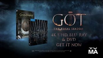 Game of Thrones: The Complete Eighth Season TV Spot - Thumbnail 10