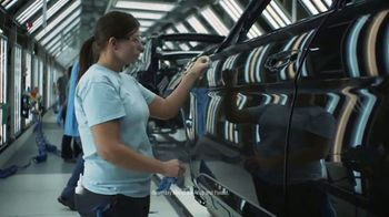 Volkswagen Sign Then Drive Event TV Spot, 'Brittany: The People Behind the Car' [T2]