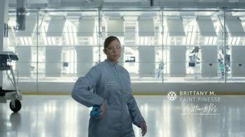 Volkswagen Sign Then Drive Event TV Spot, 'Brittany: The People Behind the Car' [T2] - Thumbnail 4