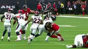 GEICO TV Spot, 'Play of the Day: Texans vs. Broncos' - 3 commercial airings