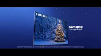 Best Buy Samsung Savings Event TV Spot, 'Savings Delivered by an Angel: TVs & Appliances' - Thumbnail 5
