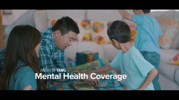 Friends of Andrew Yang TV Spot, 'Our Son' - Thumbnail 8
