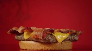 Wendy's Baconator TV Spot, 'Only One' - Thumbnail 10