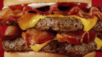 Wendy's Baconator TV Spot, 'Only One' - Thumbnail 9
