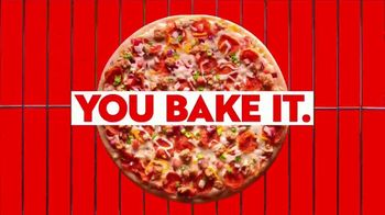 Papa Murphy's Chicken Garlic Pizza TV Spot, 'Put Your Sweatpants On: $12' - Thumbnail 10