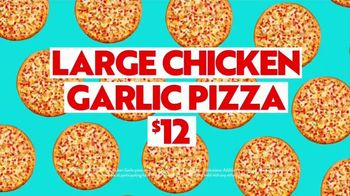 Papa Murphy's Chicken Garlic Pizza TV Spot, 'Put Your Sweatpants On: $12' - Thumbnail 6
