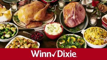 Winn-Dixie TV Spot, 'Spiral Ham and Fresh Salmon'
