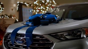 Ford Built for the Holidays Sales Event TV Spot, 'Off the Naughty List' [T2] - Thumbnail 2