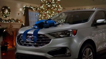 Ford Built for the Holidays Sales Event TV Spot, 'Off the Naughty List' [T2] - Thumbnail 4