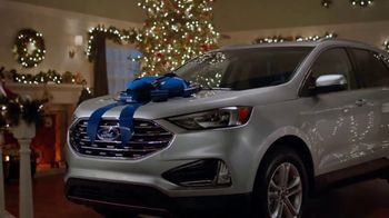 Ford Built for the Holidays Sales Event TV Spot, 'Off the Naughty List' [T2] - Thumbnail 5