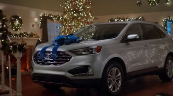 Ford Built for the Holidays Sales Event TV Spot, 'Off the Naughty List' [T2] - Thumbnail 6