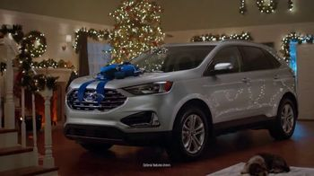 Ford Built for the Holidays Sales Event TV Spot, 'Off the Naughty List' [T2] - Thumbnail 7