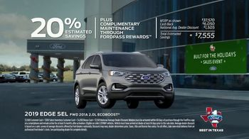 Ford Built for the Holidays Sales Event TV Spot, 'Off the Naughty List' [T2] - Thumbnail 8