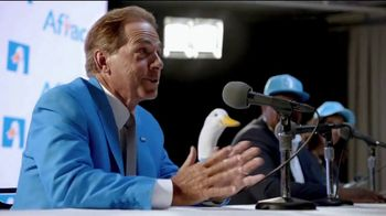 Aflac TV Spot, 'Commitment Day' Featuring Nick Saban - 3205 commercial airings