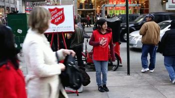 The Salvation Army TV Spot, 'Make a Donation on Your Smartphone' - Thumbnail 1