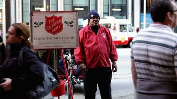 The Salvation Army TV Spot, 'Make a Donation on Your Smartphone' - Thumbnail 4
