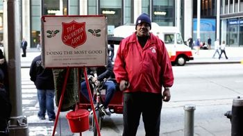 The Salvation Army TV Spot, 'Make a Donation on Your Smartphone' - Thumbnail 5