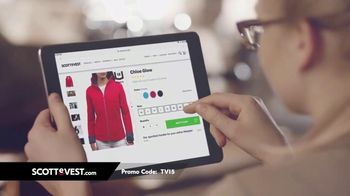 SCOTTeVEST TV Spot, 'Give the Gift of Pockets: 15 Percent Off' - Thumbnail 10