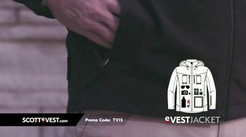 SCOTTeVEST TV Spot, 'Give the Gift of Pockets: 15 Percent Off' - Thumbnail 4