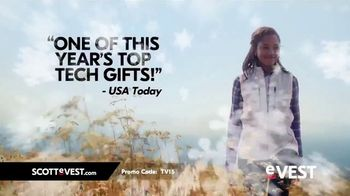 SCOTTeVEST TV Spot, 'Give the Gift of Pockets: 15 Percent Off' - Thumbnail 9