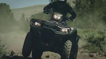 Suzuki KingQuad Rugged Package TV Spot, 'Rugged Redefined'