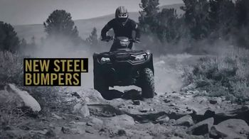 Suzuki KingQuad Rugged Package TV Spot, 'Rugged Redefined' - Thumbnail 7