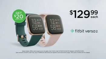Kohl's TV Spot, 'Shoes, Adidas Apparel, FitBit and Fleeces' - Thumbnail 5