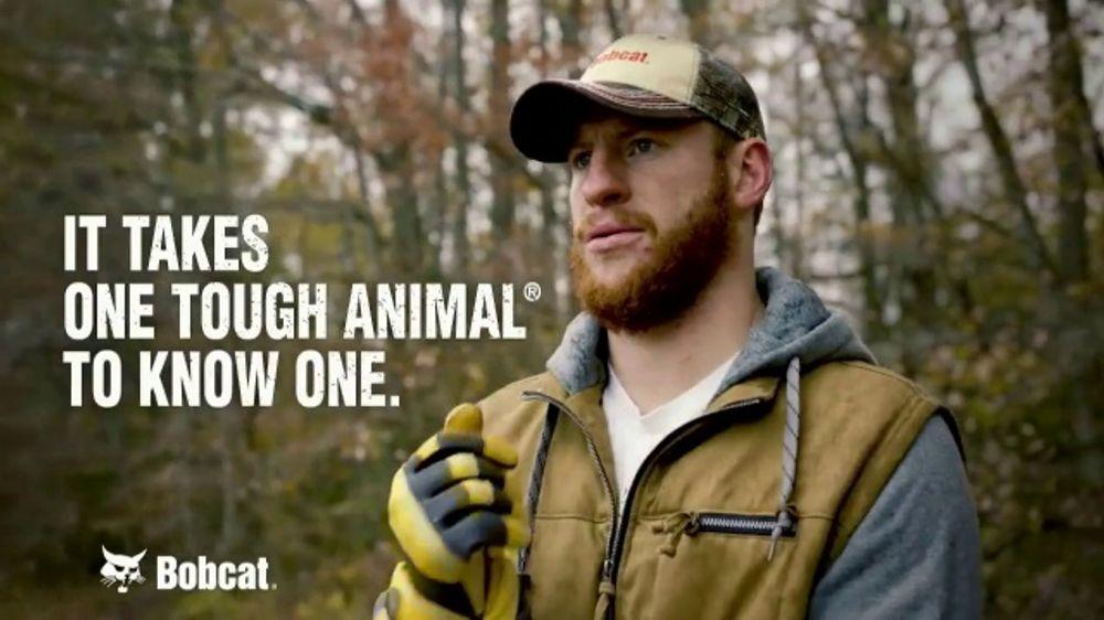 Bobcat TV Commercial, 'One Tough Animal'