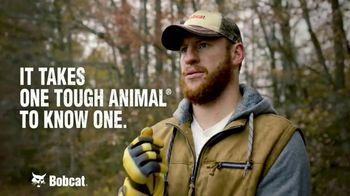 Bobcat TV Spot, 'One Tough Animal'