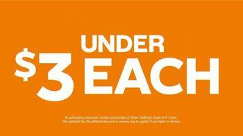 Subway 8 Under $3 Value Menu TV Spot, 'Extra Money' - Thumbnail 7