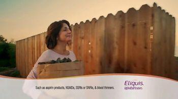 ELIQUIS TV Spot, 'Around the Corner: Food Truck' - Thumbnail 10