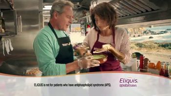 ELIQUIS TV Spot, 'Around the Corner: Food Truck' - Thumbnail 8