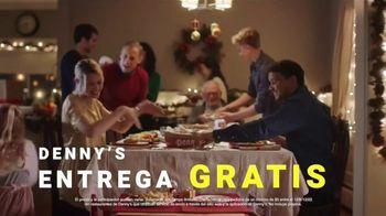 Denny's TV Spot, 'Fiestas: entrega gratis en diciembre' [Spanish] - Thumbnail 3
