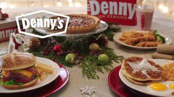 Denny's TV Spot, 'Fiestas: entrega gratis en diciembre' [Spanish] - Thumbnail 8