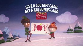 Applebee's TV Spot, 'Give a Gift Card' Song by Glen Campbell - Thumbnail 8