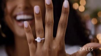 Zales Winter Jewelry Sale TV Spot, 'Shine Forever: 25 Percent Off'
