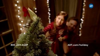 ADT TV Spot, 'Holidays: More Than Presents' - Thumbnail 4