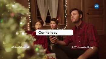 ADT TV Spot, 'Holidays: More Than Presents' - Thumbnail 5