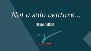 The V Foundation for Cancer Research TV Spot, 'Not a Solo Adventure' Featuring Stuart Scott - Thumbnail 1