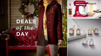 Macy's One Day Sale TV Spot, 'Coats, Bed Sets and Earrings'