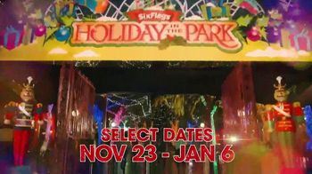 Six Flags Holiday in the Park TV Spot, '70 Percent Off 2020 Season Passes' - Thumbnail 2