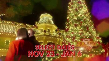 Six Flags Holiday in the Park TV Spot, '70 Percent Off 2020 Season Passes' - Thumbnail 3